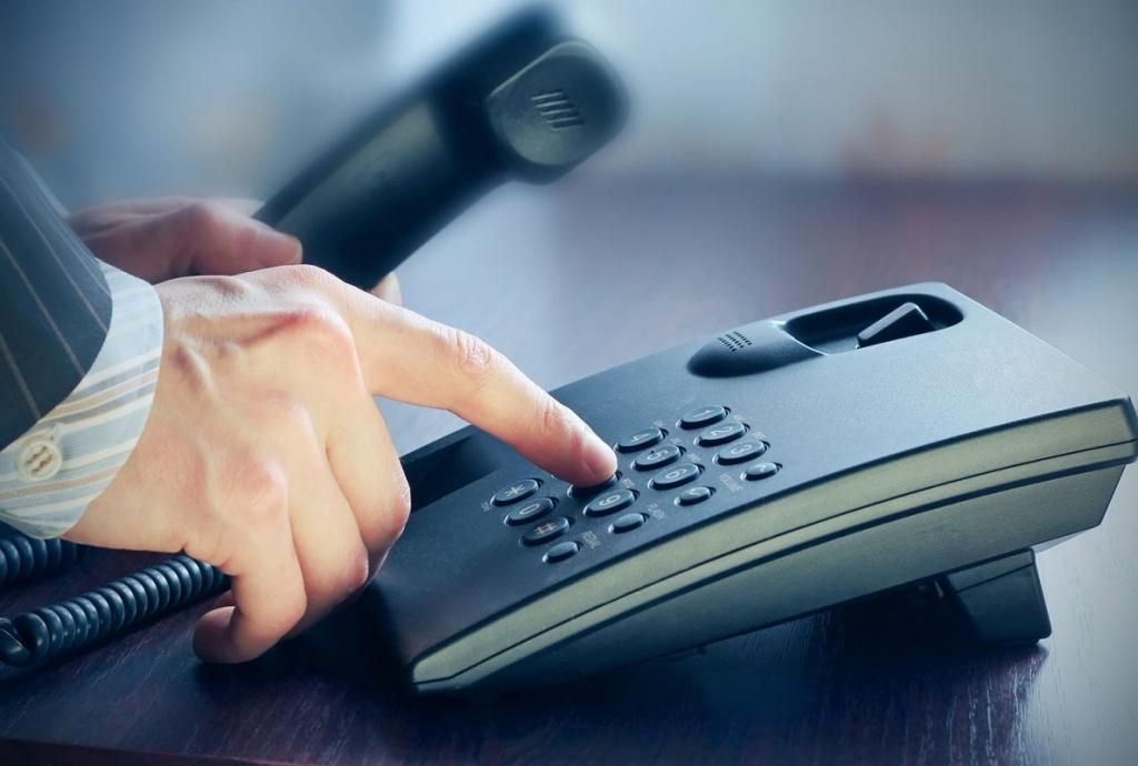 Три главных метода проведения телефонных опросов